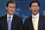 """Don Jr. and Eric Trump"" Stop By Weekend Update Summer Edition To Tout Father's Achievements"