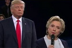 'Creep' Donald Trump 'Made My Skin Crawl,' Hillary Clinton Reads Excerpt from Book 'What Happened'