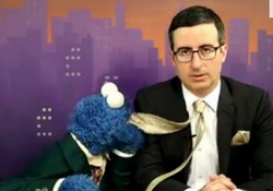 WORD News With John Oliver & Cookie Monster Last Week Tonight