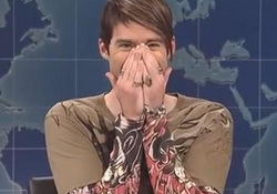 Stefon Returns to SNL Weekend Update