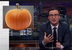 Last Week Tonight John Oliver: Pumpkins Spice