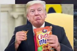 John Oliver - Gutting Obamacare Trump Playing Chex