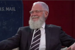 Jimmy Kimmel and David Letterman in Brooklyn Full Interview