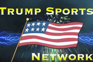 Trump Sports Network for 'Real American Atheletes'