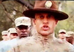 Key and Peele Army Running Cadence