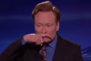 Conan - World Series Champs Get to Snub Trump! Monologue