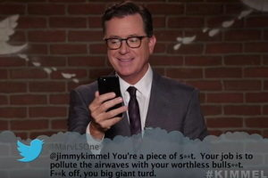 Mean Tweets – Jimmy Kimmel Edition by Jon Stewart, Jennifer Lawrence and More