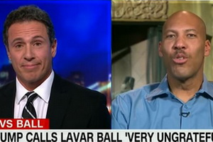 Seth Meyers - Chris Cuomo Talks About His Viral Interview with LaVar Ball