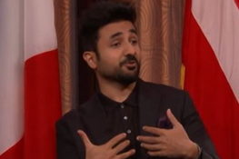 Conan - Comedian Vir Das With News From The Rest Of The World