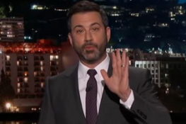 Jimmy Kimmel in Twitter War with Roy Moore