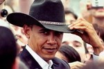 Obama is Django Unchained  Inauguration celebration humorous video