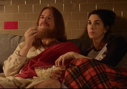 Jesus Hangs With Sarah Silverman, Talks Love, Life & Women