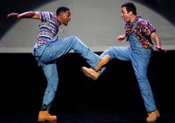Evolution of Hip Hop Dance, Jimmy Fallon, Will Smith  Viral Video!