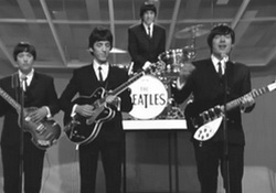 Jimmy Fallon, Fred Armisen Reveal Previously Unseen, Tech Savvy Beatles Footage on Beatles 50th Anniversary show at Ed Sullivan Theater!