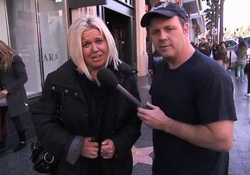 Apologize for Being Cold California! Coldest Winter in 30 Years Elsewhere.  Jimmy Kimmel