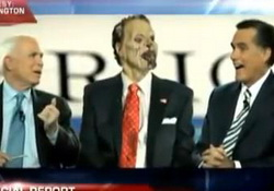 Zombie Reagan to Lead GOP Shocking Obama Comparison ONION