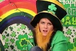 Kristin Stewart explains St Patrick's Day, facts folklore and fun