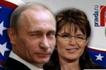 Palin Predicts Putin Manly & Dreamy: Reporter Snow Plowed! Jimmy Fallon Monologue