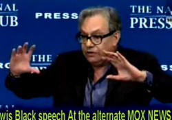Comedian Lewis Black : Idiots in D.C. Help Congress Cooperate!
