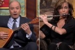 Sarah Palin on Tonight Show, Talks on phone, Shares Vodka, Music with Putin