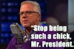 Glenn Beck: Obamacare Numbers Prompt A Screaming Freak-Out!