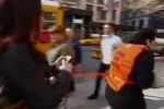New Yorkers React to Texting & Walking Seeing Eye Service 2.  Improv Everywhere Comedy