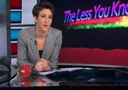 Maddow Makes Fools of GOP: Demanded Bergdahl Info. Skipped Briefing