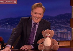 WikiBear Cracks Up: Little Bighorn Edition Conan O