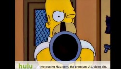 Homer Simpson Video Clip: Gun Control in America