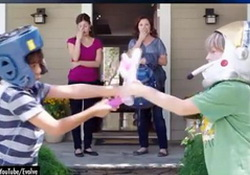 Dildo Fight! A Shocking & Hilarious Gun Safety Ad