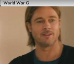 Brad Pitt in 'World War G' Gay Marriage Apocalypse. 'World War Z' Parody Funny or Die