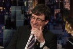 "Summer Sub for Jon Stewart ""Daily Show"" John Oliver Learns Hosting Tips From David Letterman"