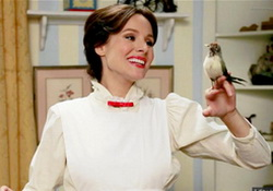Mary Poppins Quits Minimum Wage Job: Kristin Bell FunnyOrDie video