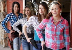 Open Carry Restaurant Arms Waitresses in Rifle, CO