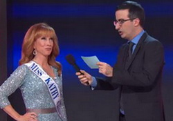 Last Week Tonight, John Oliver: Miss America Pageant with Kathy Griffin & Hunk