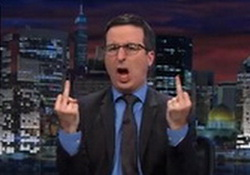 tonight john oliver joins nfl players in booing nfl commissioner john ...