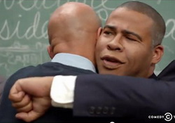 Key & Peele: Obama Snubs Whites at Meet & Greet