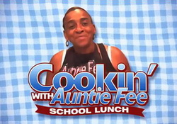 Jimmy Kimmel & Auntie Fee Cook a Hilarious and Cheap School Lunch