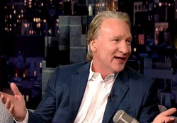 Bill Maher Tells Hillary Clinton to Go Away!  David Letterman