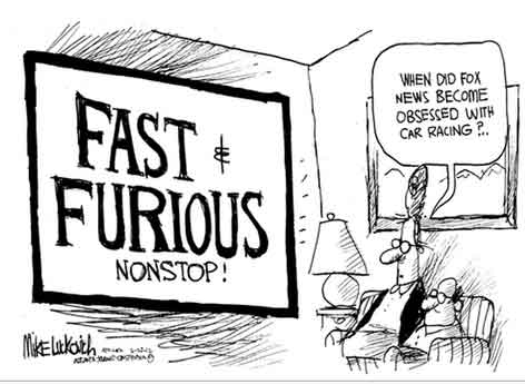 fox news fast and furious