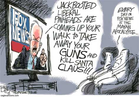 fox news fear pat bagley