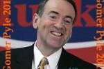 Mike Huckabee is Gomer Pyle