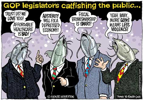 gop catfishing