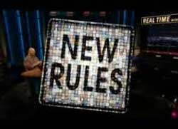 New Rules Bill Maher, disappearing middle class, April 4 2014