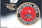 American Eagle leaves the NRA