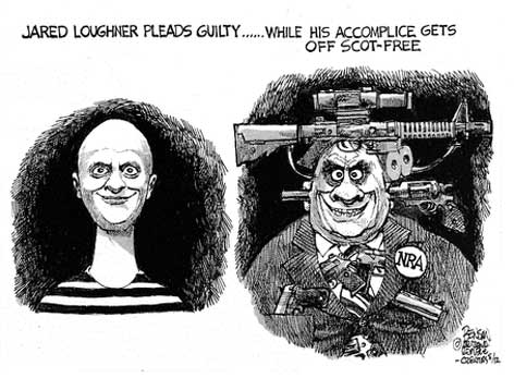 the ugly NRA