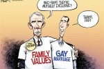 Republican Rob Portman for gay marriage