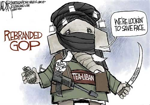 tea party taliban