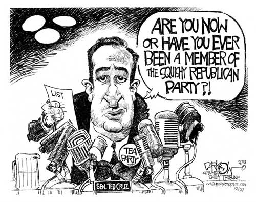 the political profile of ted cruz Two low-profile texas brothers have donated $15 million to support sen ted cruz, a record-setting contribution that amounts to the largest known donation.