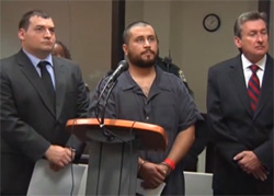george zimmerman again